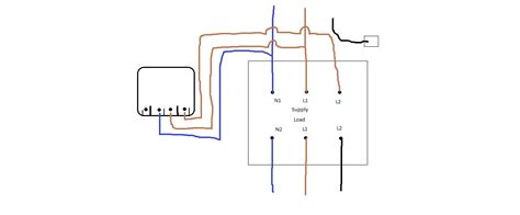 shower isolator switch wiring diagram 37 wiring diagram