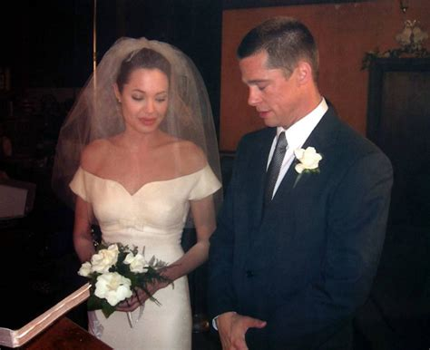 Thorne Smith Marries In Secret Ceremony by Brad Pitt And Married Wed In Secret