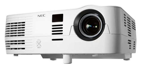 Projector Nec Ve281g Nec Ve281g Pc 3d Ready Dlp Portable Projector 60003620