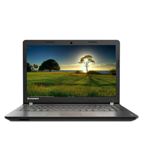 Laptop Lenovo Ram 4gb I3 lenovo ideapad 100 15ibd notebook 80qq00qqih 5th intel i3 4gb ram 1tb hdd 39 62