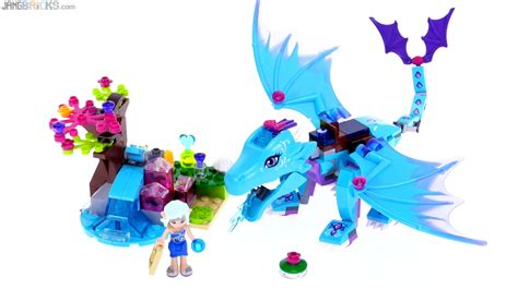 Lego 41172 Elves The Water lego elves water adventure review 41172