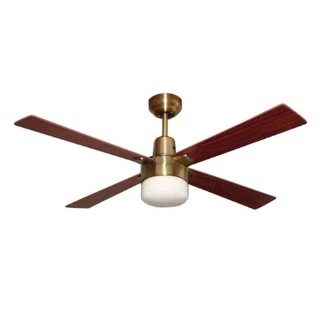 antique ceiling fan martec alpha ceiling fan with light and remote antique brass