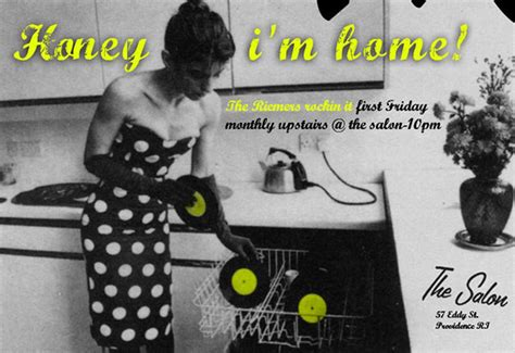 honey i m home at the salon friday 8 2
