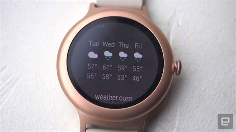 Android Wear 3 0 android wear 2 0 update na ktor 253 sme čakali dvoje nov 233