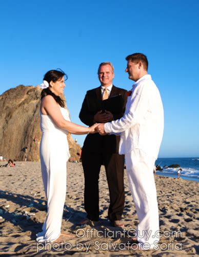 civil wedding in los angeles ca officiating a wedding ceremony in california mini bridal