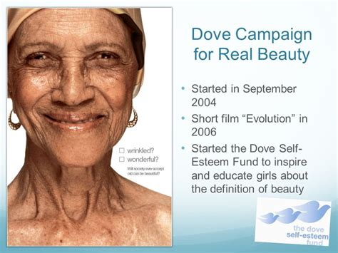 Dove Caign For Real by Dove Caign For Real Ppt