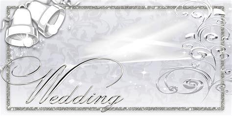 Wedding Bells Banner by Wedding Banners Bells Silver