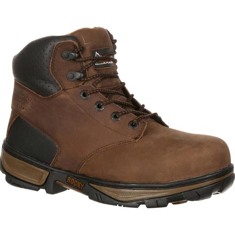 rocky work boots for s steel toe waterproof work boot rocky forge rk020
