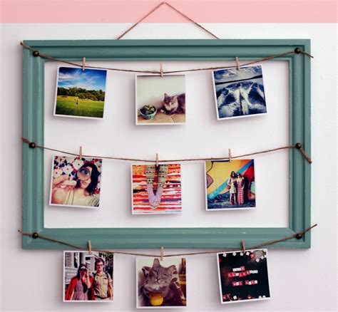 diy poster frame flaunt your favorite memories with these 50 diy picture frames