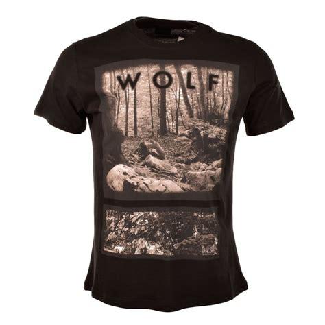 Hoodie Brothersapparel diesel t urbi black wolf forest diesel from