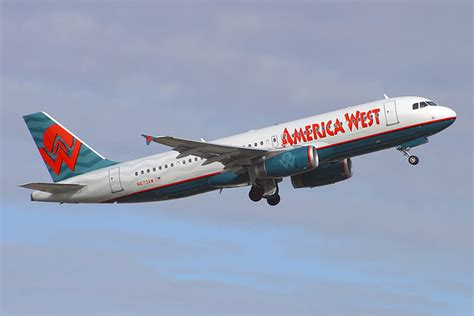 america west airlines airbus a320 232 n673aw taking fo flickr