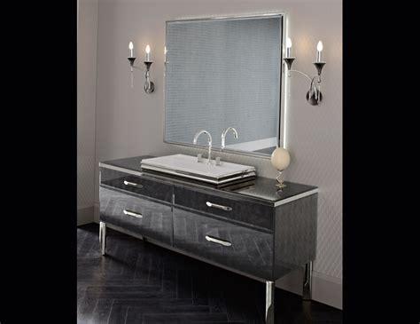 hton bathroom vanity milldue hilton 20 smoked lacquered glass luxury italian