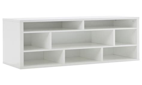 white low bookcase low wide bookcase white wide low