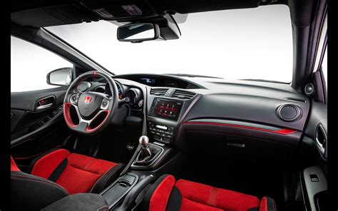 Type R Interior by Honda Civic News 2017 Information Page 113 Page