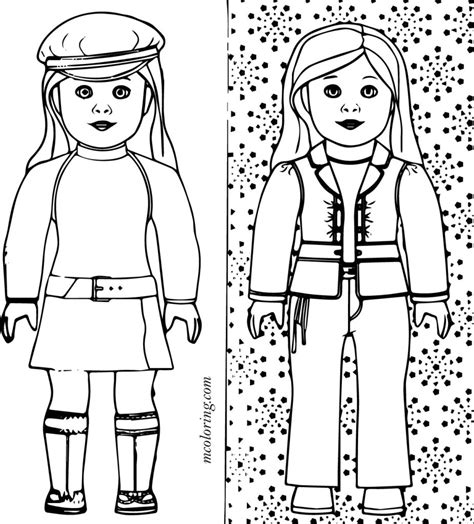 printable coloring pages american girl dolls coloring pages american girl coloring pages jpg american