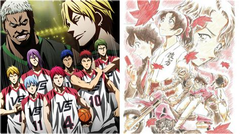 game anime dan manga online gratis terbaru gamescoid berita anime terbaru tayangkan kuroko no basket last