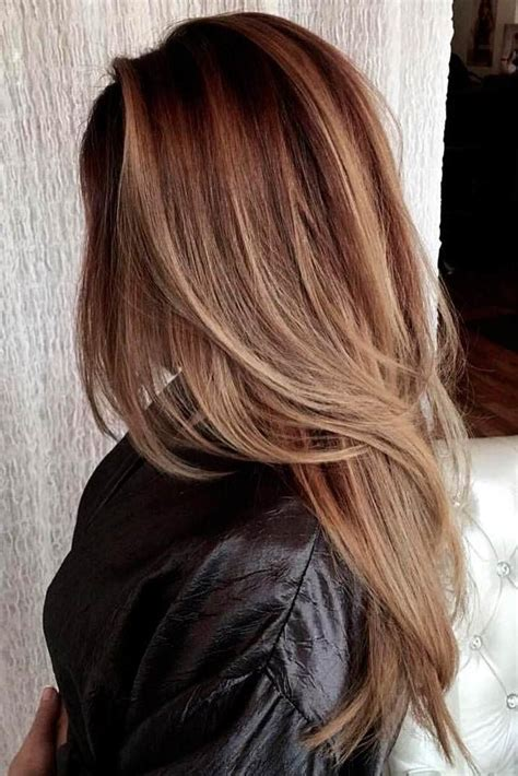 hairstyles with lots of color 15 inspirations of long hairstyles lots of layers