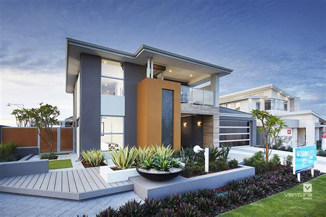all class with the perth two storey home