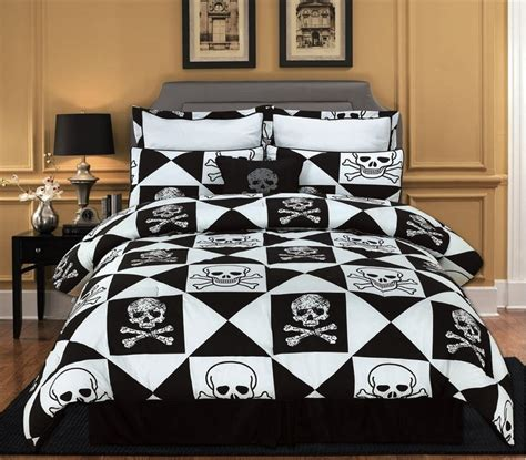 pirate comforter queen skull and crossbones bedding 171 horrific finds