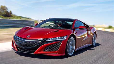 honda nsx singapore price confirmed rm2 67 mil
