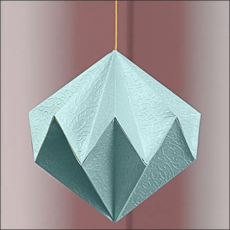 origami diamonds origami by bluetf on deviantart