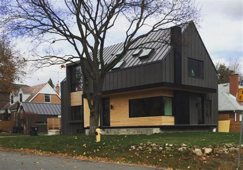 The Modern House Blacklab Architects Inc Toronto Modern Architecture A