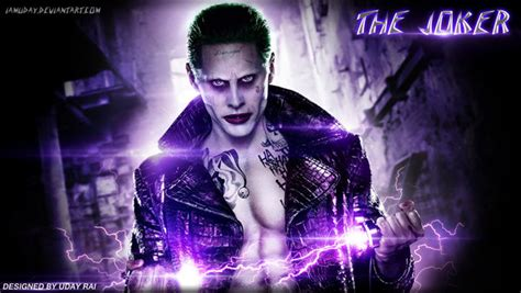 joker suicide squad 2016 movies wallpaper 2018 in movies the joker jared leto wallpaper by iamuday on deviantart