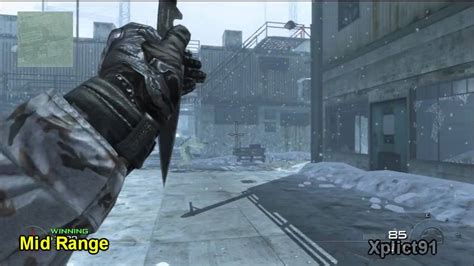 call of duty throwing knife call of duty modern warfare 2 throwing knife tips tutorial