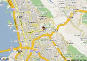 map of claremont california map of claremont resort berkeley