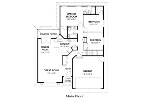 Walk Out Basement Floor Plans by House Plans Logan Linwood Custom Homes