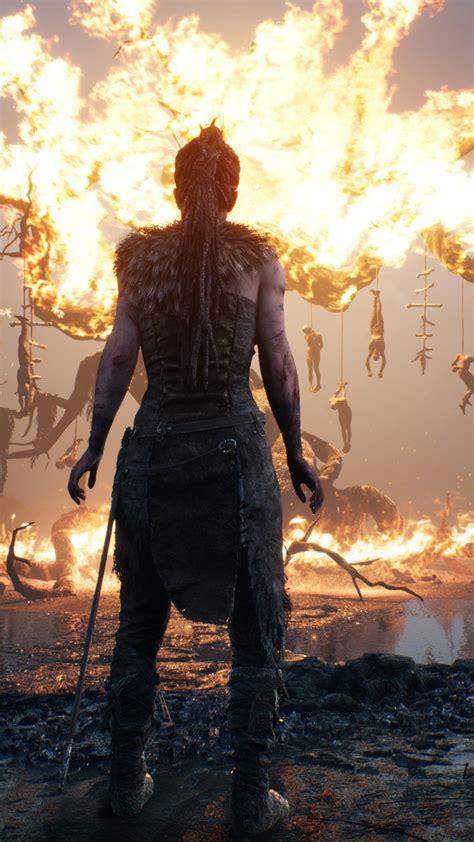 wallpaper hellblade senuas sacrifice  games