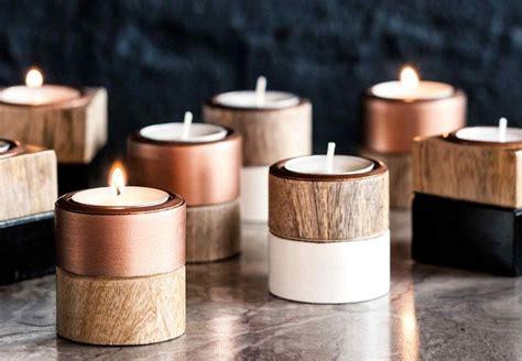 candele in casa arredare casa con candele e profumi