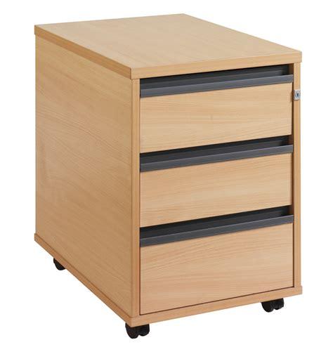 maestro 3 drawer mobile pedestal