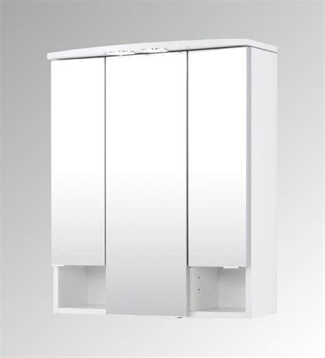 spiegelschrank 3 teilig bad bad spiegelschrank neapel 3 t 252 rig 60 cm breit wei 223