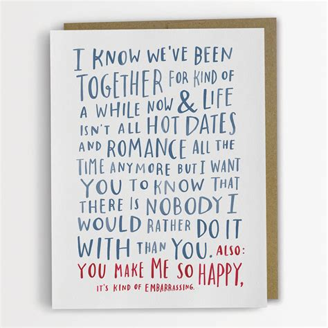 awkward valentines card adorably awkward greeting cards by emily mcdowell bored