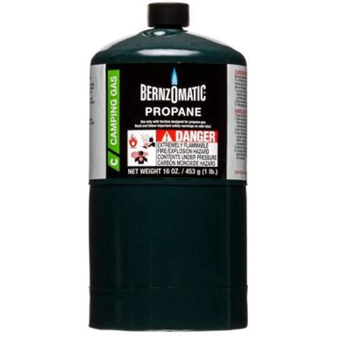 bernzomatic 1 lb single propane cylinder 327774 the