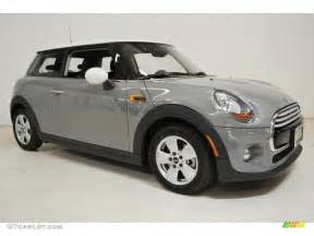 moonwalk gray metallic 2014 mini cooper hardtop exterior
