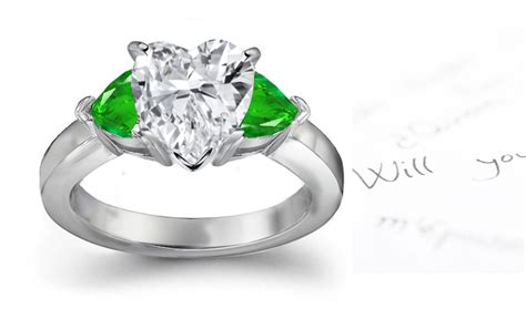 the most beautiful wedding rings emerald wedding ring