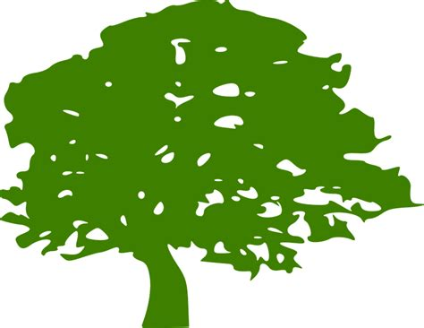 environmentally friendly trees free vector graphic tree green leaves eco free image on pixabay 296769