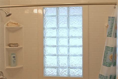 Windows In Bathrooms Regulations by Window Glass Glass Block Bathroom Window