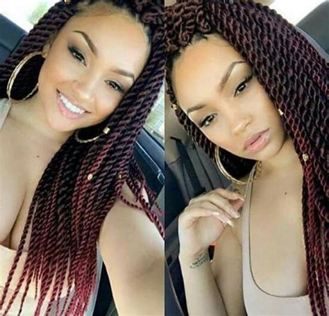 hairstyles with senegalese twist with crochet 25 best ideas about crochet senegalese twist on pinterest