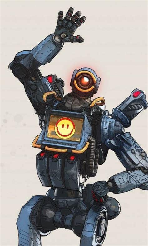 pathfinder robot apex legends video game