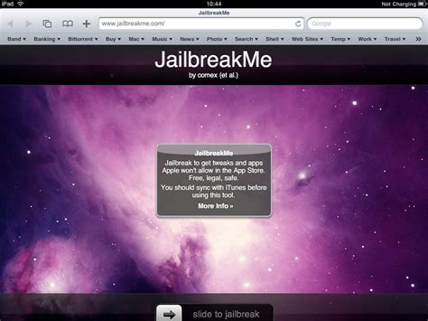 how to jailbreak iphone 4 iphone 4 the easy way with jailbreakme 2 0 hightech edge