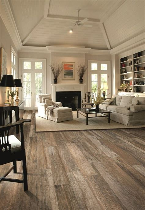 Kitchen Tile Living Room Hardwood 25 Best Ideas About Wood Look Tile On Wood