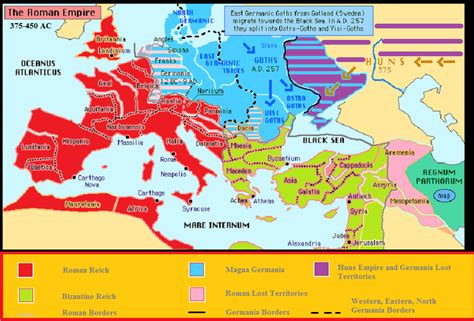 maps germania germania map by ggy128 on deviantart