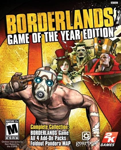 psp themes borderlands borderlands goty edition launch trailer is bloody