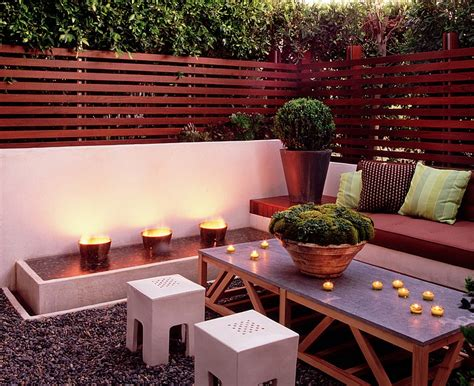 Small Outdoor Lights Innovative Lighting Idea For The Small Outdoor Patio Decoist