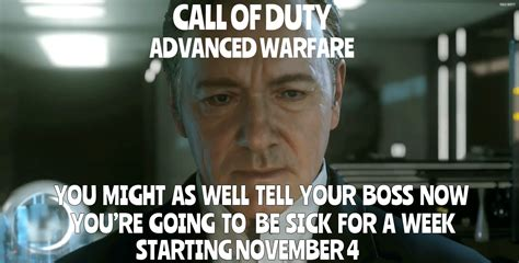 Meme Warfare - funny memes call of duty advanced warfare