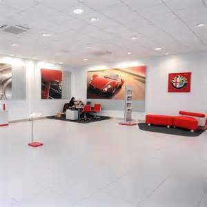 Alfa Romeo Showroom Gifford Grant Hwm Study New Alfa Romeo Showroom