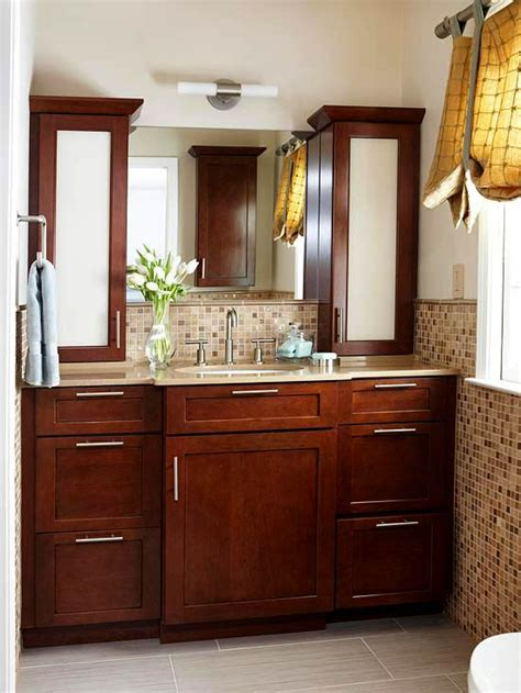 bathroom cabinets bath cabinet: bathroom cabinet decor ideas tips pictures decoration kingdom